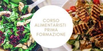 CORSO ALIMENTARISTI (PRIMA FORMAZIONE) 3 ORE
