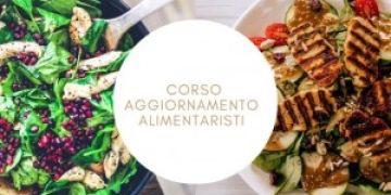 CORSO AGGIORNAMENTO ALIMENTARISTI 3 ORE (in Aula)